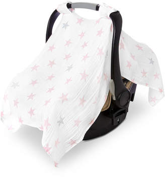 Aden Anais Aden By Aden + Anais aden by aden + anais Cotton Doll Printed Car Seat Canopy, Baby Girls