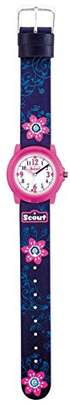 Scout Girls' Analogue Quartz Watch with PU Strap 280305028