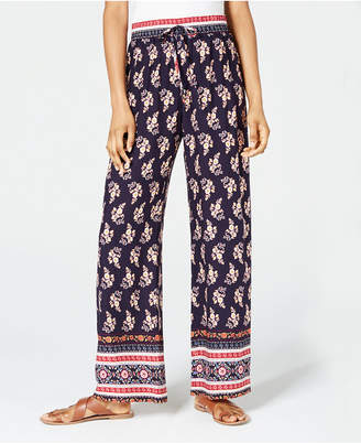 BeBop Juniors' Printed Soft Pants