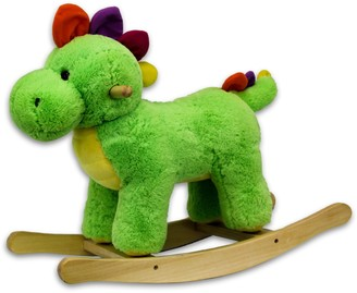 Ponyland Toys PonyLand Toys Rocking Dinosaur