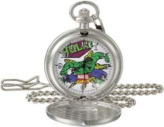 Marvel Men's W001743 Hulk Analog-Quartz Pocket Watch