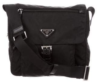 Prada Vela Nylon Messenger Bag f8373b6222df0