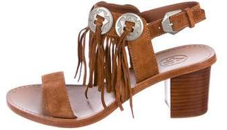Ash Penelope Embellished Sandals w/ Tags