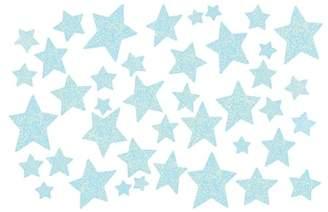 WallPops Star Struck Glow in the Dark Wall Art Kit