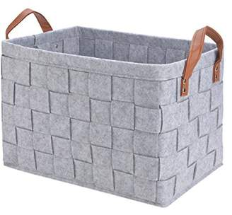 Collapsible Storage Basket Bins