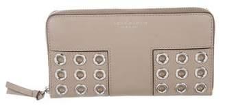 Tory Burch Block-T Grommet Wallet
