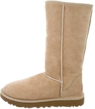 UGG Australia Classic Tall Boots $115 thestylecure.com