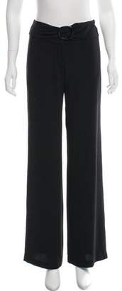 Cacharel Mid-Rise Flared Pant