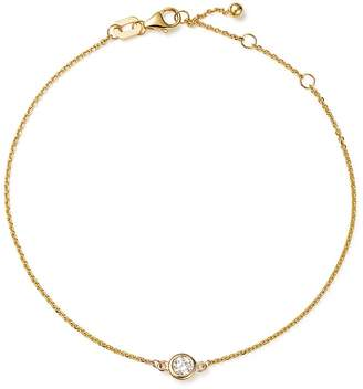 Bloomingdale's Diamond Bezel Set Bracelet in 14K Yellow Gold, .15 ct. t.w. - 100% Exclusive