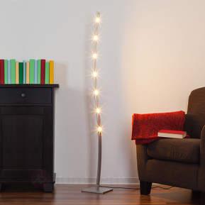 Dimmbare LED-Stehleuchte Xalu, warmweiß