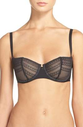 Women's Passionata By Chantelle Cheeky Demi Underwire Balconette Bra