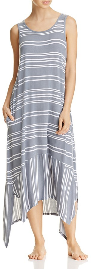 DKNY DKNY Sleeveless Long Gown