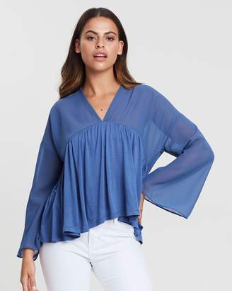 All About Eve Brooke Top