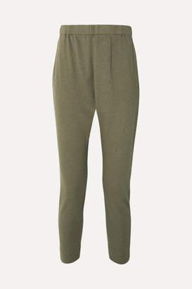 Bassike Organic Cotton-jersey Track Pants