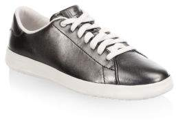 Cole Haan Grandpro Tennis Leather Low Top Sneakers