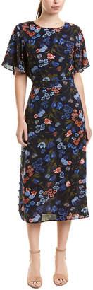 Lucca Couture Ariella Midi Dress