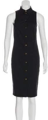Celine Sleeveless Midi Dress