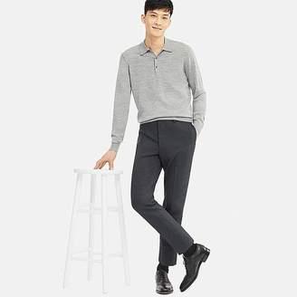 Uniqlo Men's Ezy Ankle-length Pants (glen Check)