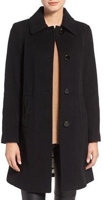 Women's Kate Spade New York Wool Blend Walking Coat $438 thestylecure.com