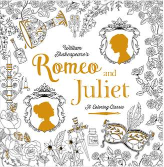 Penguin Random House Romeo and Juliet: A Coloring Classic