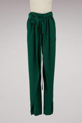 Stella McCartney Kirsten silk trousers