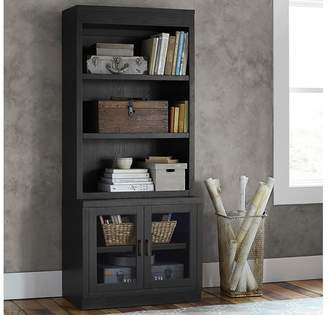 Pottery Barn Corner Hutch