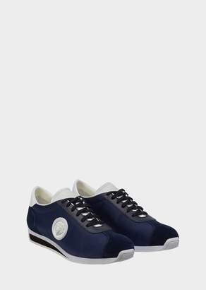 Versace Lion Runner Sneakers