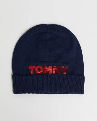 f78830a93e5 Tommy Hilfiger Beanie Hat - ShopStyle Australia