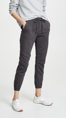 Monrow Patch Pocket Sweatpants
