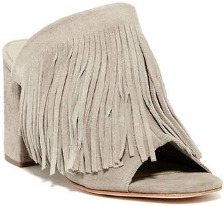 Matisse Moonshine Fringed Mule Sandal