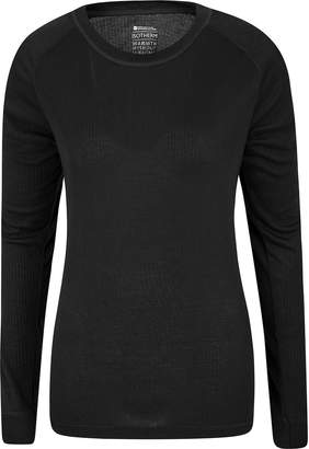 Warehouse Mountain Talus Womens Baselayer Top - Lightweight Tee Shirt