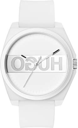 HUGO Play White Watch