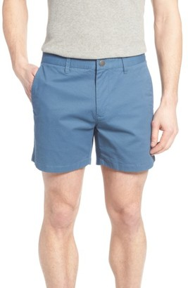 Men's Bonobos Stretch Washed Chino 5 Inch Shorts $78 thestylecure.com