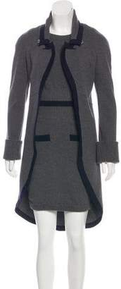 Chanel Wool Dress Set