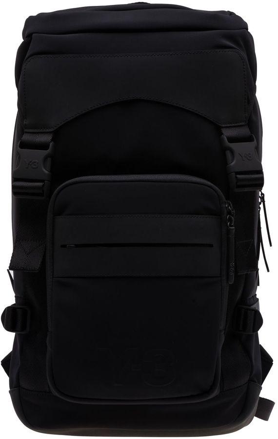 Y-3Adidas Y-3 Multi-pocket Backpack