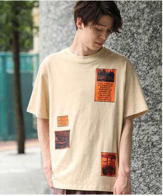 JUNRed (ジュンレッド) - ジュンレッド 【ビッグシルエット】フォトグラフィックTシャツ