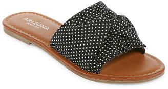 Arizona Womens Gabi Slide Sandals