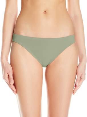 Vince Camuto Women's Milos Solids Classic Bikini Bottom