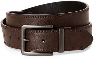 Levi's Brown & Black Reversible Belt