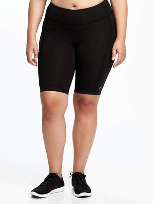 "Old Navy Plus-Size Compression Bermuda Shorts (10"")"
