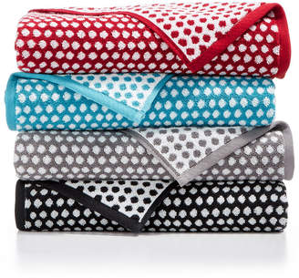 Charter Club Elite Cotton Fashion Dot Bath Towel Collection, Created for Macy's & Reviews - Bath Towels - Bed & Bath - Macy's