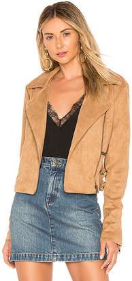Lovers + Friends Pierce Moto Jacket