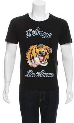 Gucci 2018 L'Aveugle Par Amour T-Shirt w/ Tags
