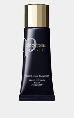 Clé de Peau Beauté Women's Radiant Cream Foundation - I10