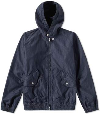 Nonnative Trainer Hooded Jacket