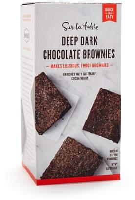 Sur La Table Baked Deep Dark Chocolate Brownies