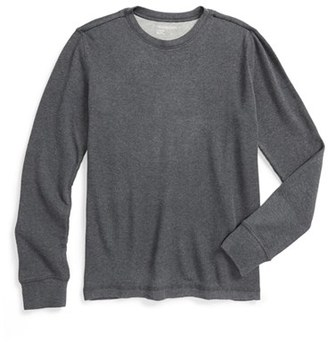 Toddler Boy's Tucker + Tate Long Sleeve Thermal T-Shirt $25 thestylecure.com