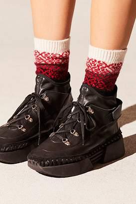 B.ella Annalise Cashmere Crew Sock