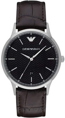 Emporio Armani (エンポリオ アルマーニ) - EMPORIO ARMANI (M)EMPORIO ARMANI/AR2480 ウォッチステーションインターナショナル ファッショングッズ