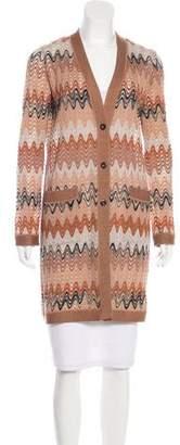 Missoni Wool Knit Cardigan